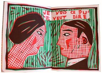 wild boek van rêve