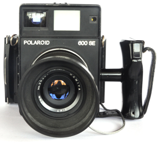 polaroid portrait land camera big shot 1970 polaroid studio express